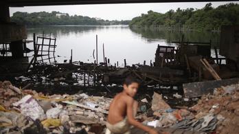 Szegények tízezreit tüntették el a riói olimpia szervezői