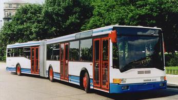 Tényleg magyar találmány a csuklós busz?