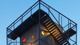 Tarolt a galyatetői kilátó az építészversenyen