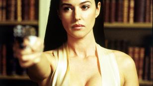 Monica Bellucci tényleg a végzet asszonya