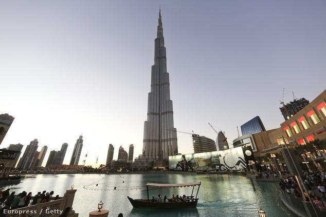 Burdzs Kalifa, Dubaj, Egyesült Arab Emírségek