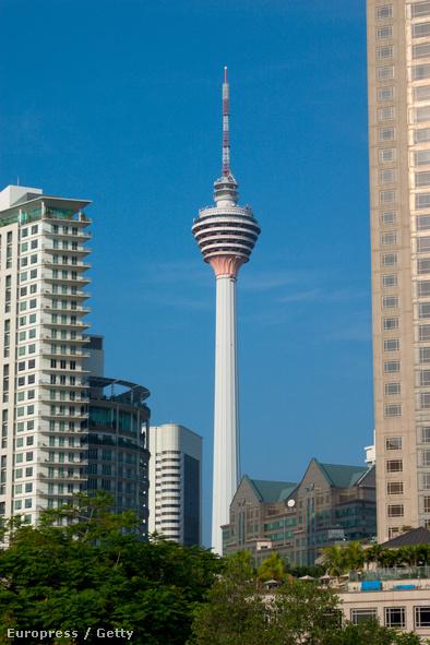 KL Tower, Kuala Lumpur, Malajzia