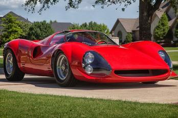 Egyedi Ferrari, 2,5 milliárdért