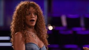 Az már valami, ha Király Viktornak Rihanna ad tanácsokat a Voice-ban