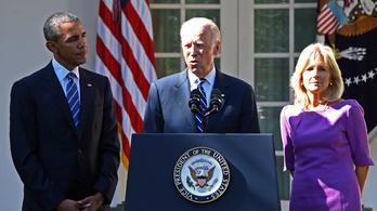 Eldőlt, Joe Biden alelnök nem indul az elnökválasztáson