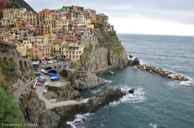 Cinque Terre, Olaszország