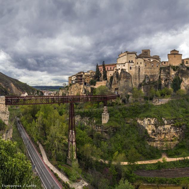 Cuenca, Spanyolország