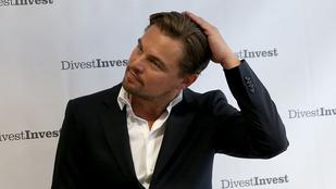 Leonardi DiCaprio és Rihanna tagadja, hogy csókolóztak