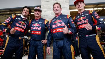 Az F1 lejáratta magát Austinban, a Red Bull próbálta menteni