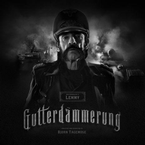 Naná, hogy a Motorhead frontembere, Lemmy Kilmister is helyet kapott a Gutterdämmerung című filmben.
