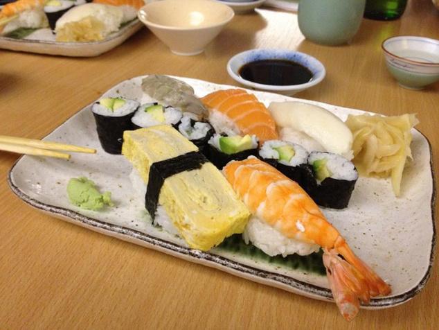 Okuyama No Sushi