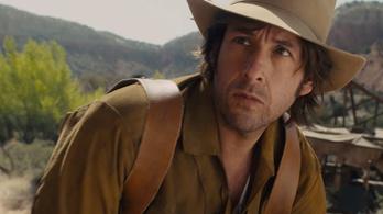 Hatalmas tahóság lesz Adam Sandler westernje