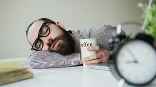 Kávé vagy alvás? Kávé és alvás!