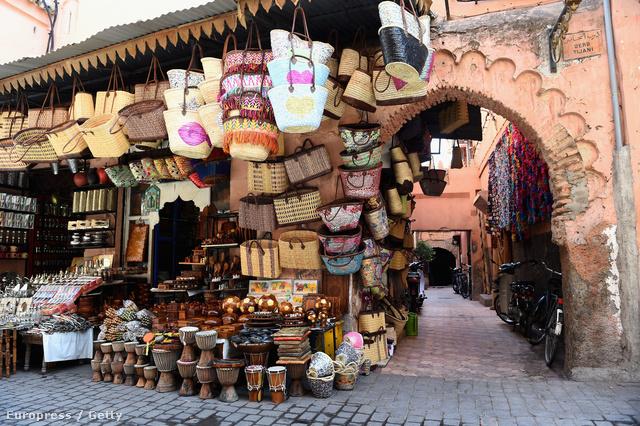 Marrakech, Marokkó