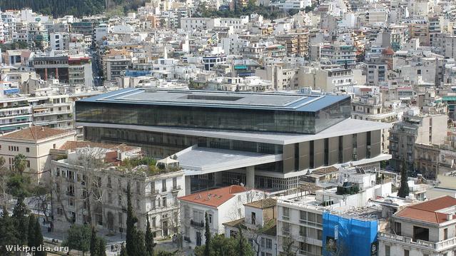 Új Akropolisz Múzeum