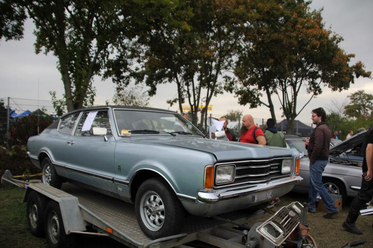 A Knudsen Taunus-t 1975 végéig gyártották. Amikor a Veteramát magalapították, épp csak kifutó modell volt