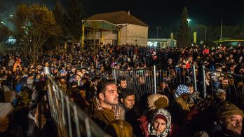 Szétszakított családok és kordonrázás az osztrák-szlovén határon