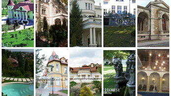 Magyarország 10 legdrágább eladó háza