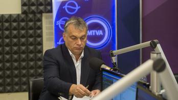 A nap sorosozója Orbán Viktor