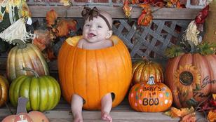 Jó a Halloween, mert könnyesre röhögheti magát