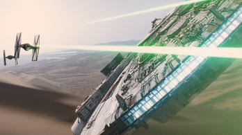 Kijött a Star Wars VII magyar nyelvű előzetese