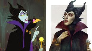 Így néznének ki a Disney fő gonoszai, ha hús-vér emberek lennének