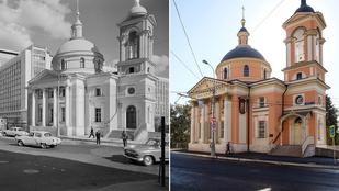 Moszkva régen és most
