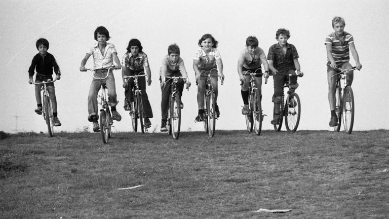 A Csepel-kerékpár menő exportcikk volt, jól jött érte a valuta