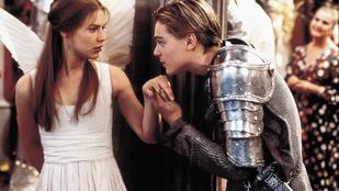 Ma 19 éve került a mozikba DiCaprio Rómeó és Júliája