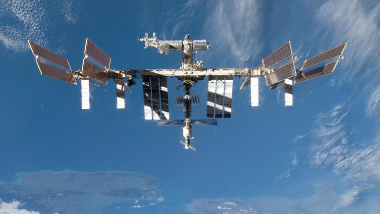 Tizenöt éve működik az űrállomás