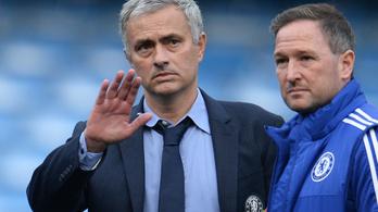 Mourinhónak két dobása maradt a Chelsea-nél