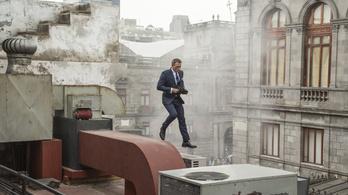 Rekordokat döntött az új James Bond