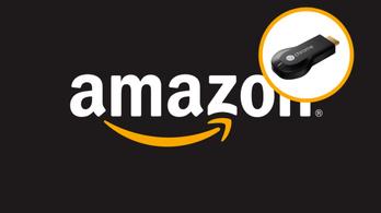 Totális háborúba kezdett az Amazon