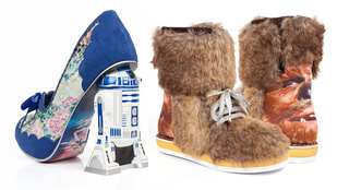 Menő vagy ciki a Star Wars ihlette cipő?