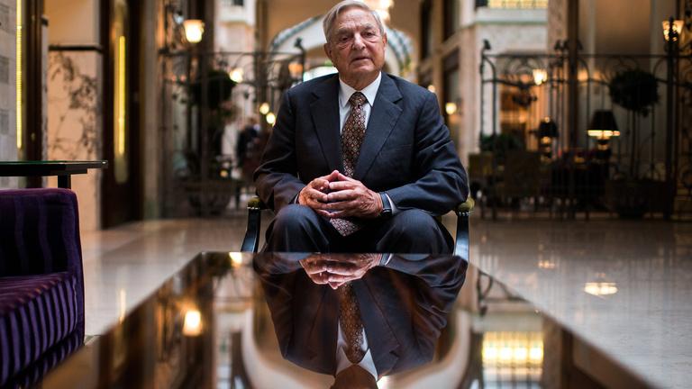 Soros György: Orbán Horthy Magyarországát állítaná vissza