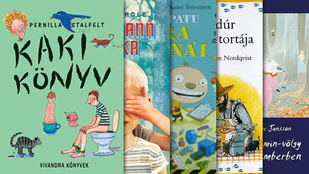 Skandináv irodalmi top 5 gyerekeknek