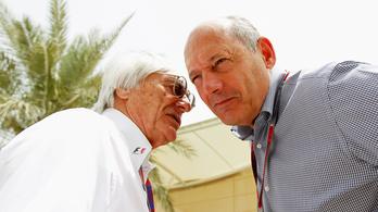 F1: Ecclestone–Dennis–Honda-csörte