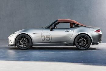 Lehet még izgalmasabb a Mazda MX-5