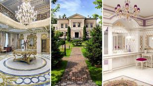 Rublyovka az orosz milliárdosok Beverly Hillse