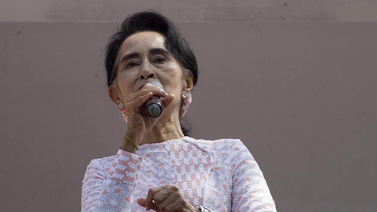 Legyőzte az ellenzék a mianmari katonai junta erőit