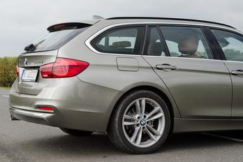 Teszt: BMW 320d Touring – 2015.