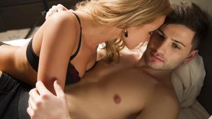 Ha szex közben csak a pókhálóra gondol a plafonon