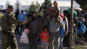 Megint nagyon sok migráns van a Balkánon