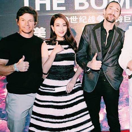 Az 1981-ben született kínai színésznő, Ma Su egy Los Angeles-i vörös szőnyeges eseményen bukkant fel Abodi 2016-os tavaszi-nyári kollekciójának egyik couture ruhájában. Ma Su olyan sármos színészekkel került egy fotóra, mint Mark Wahlberg vagy Adrian Brody.