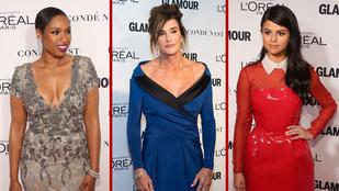 Caitlyn Jenner vitt mindent a Glamour gálán
