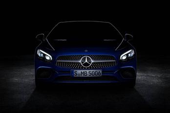 Megvillantják a legújabb Mercedest