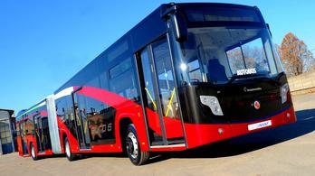 Török buszokkal pótolhatják a 3-as metrót