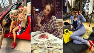 Így tengetik mindennapjaikat a gazdag fiatalok Oroszországban