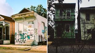 Házak, melyeket szeretnek a szellemek