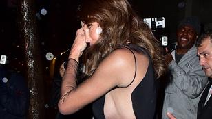 Caitlyn Jenner mellprofillal és volt nejével bulizott